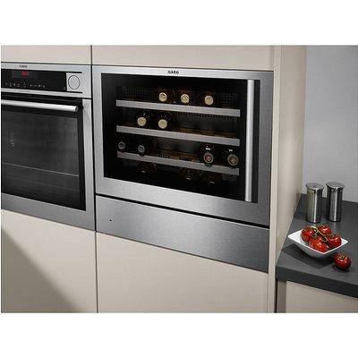 7332543307487 | AEG KD91404M Warming Drawer  Stainless Steel