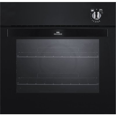5017416556378 | NEW WORLD  NW601G Gas Oven   Black  Black Store