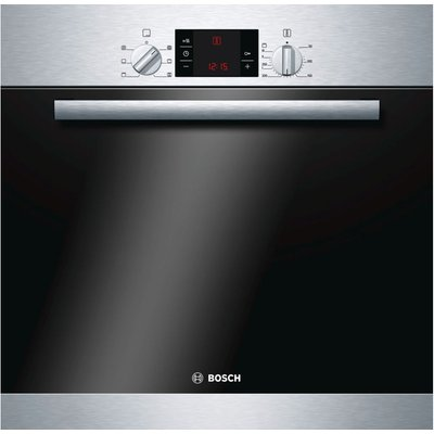 4242002708140 | Bosch HBA23B150B single ovens  in Brushed Steel Store