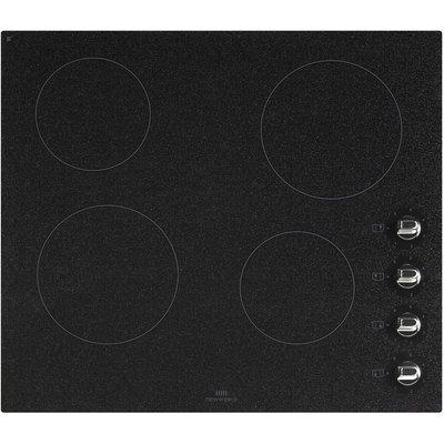 New World NWCR601 60cm Ceramic Hob   Black Granite Effect 5052263011540
