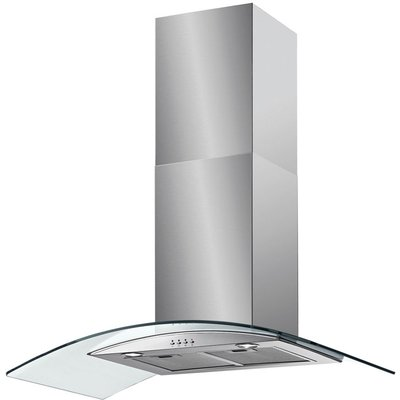 5055205023311 | Baumatic BT10 3GL Chimney Cooker Hood   Stainless Steel  Stainless Steel