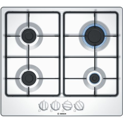 4242002930367 | Bosch PGP6B2B60 Gas Hob  White Store