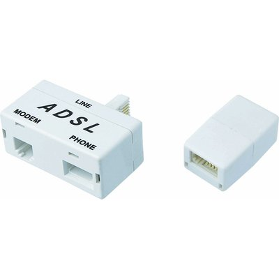 LOGIK LUFEX1015 Modem Extension Kit - 5017416543385