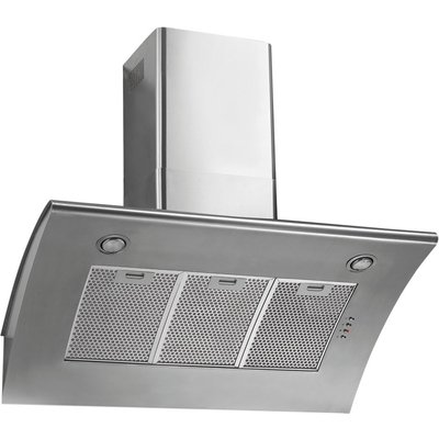 5055205055787 | Baumatic BTC975SS Chimney Cooker Hood   Stainless steel  Stainless Steel