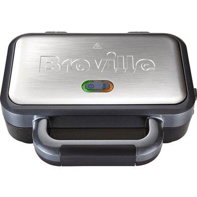 5011773054454: BREVILLE  VST041 Deep Fill Sandwich Toaster   Graphite   Stainless Steel  Stainless Steel