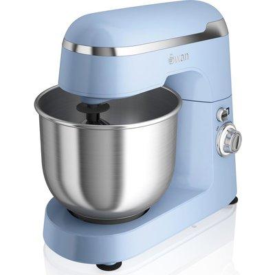 5055322511814 | SWAN  Retro SP25010BLN Stand Mixer   Blue  Blue