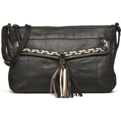 POFO Leather Crossbody bag