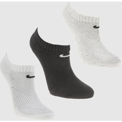 5054457314253 | Nike White   Black Kids Quarter Sock Pack Socks Store