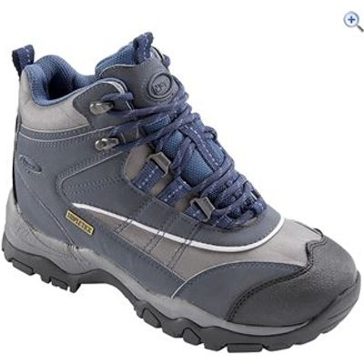 Hi Gear Women's Trailfinder Boots - Size: 8 - Colour: Blue And Silver