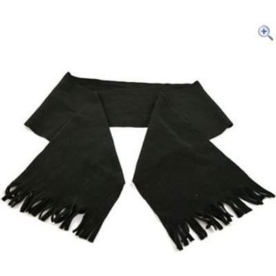 ProClimate Mens Polar Fleece Scarf - Colour: Charcoal