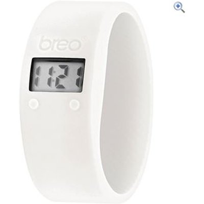 Breo Pulse Watch - Size: L - Colour: White
