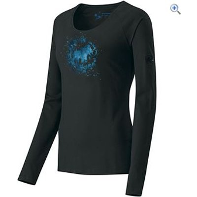 Mammut Birdy Long Sleeve Top - Size: M - Colour: Black