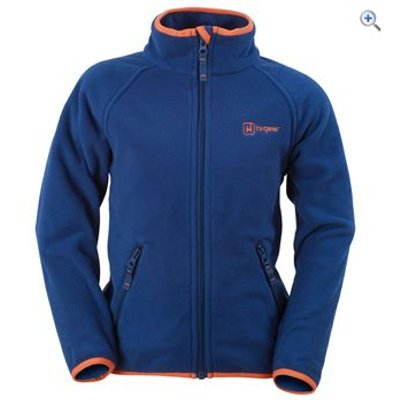 Hi Gear Ashworth Children's Fleece - Size: 32 - Colour: Navy