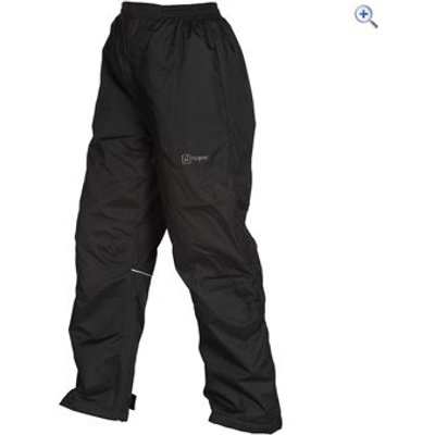 Hi Gear Typhoon Women's Insulated Waterproof Trousers (Long) - Size: 10 - Colour: Black