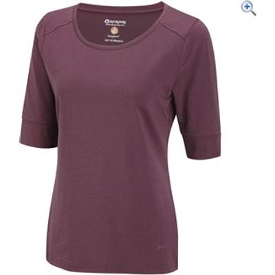 Sprayway Auburn Women's Top - Size: 12 - Colour: Fig
