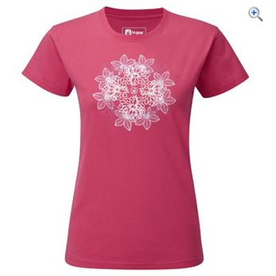 Hi Gear Tartarian Women's Tee - Size: 10 - Colour: Pink