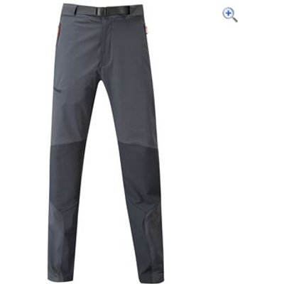 Rab Men's Spire Pants - Size: 30 - Colour: Grey And Black