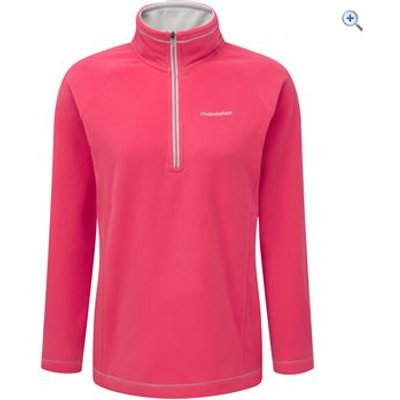 Craghoppers Women's Seline Half-Zip Jacket - Size: 8 - Colour: WATERMELON