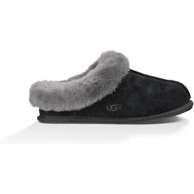 UGG Moraene Womens Slippers Black 3