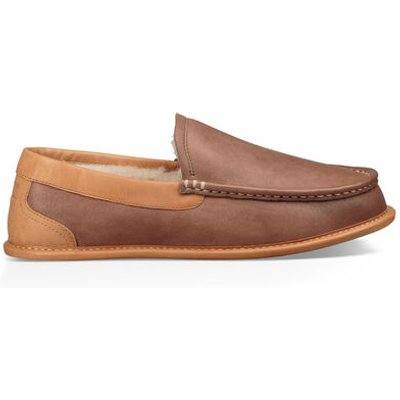 UGG Lorne Mens Slippers Chocolate 10