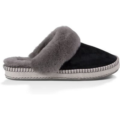 UGG Aira Womens Slippers Black 4