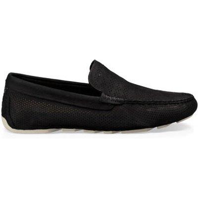 UGG Henrick Stripe Perf Mens Shoes Black 11
