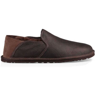 UGG Cooke Mens Slippers Grizzly 7