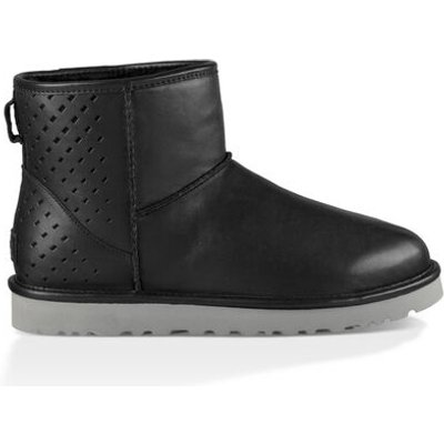 UGG Classic Mini Gradient Perf Mens Boots Black 9