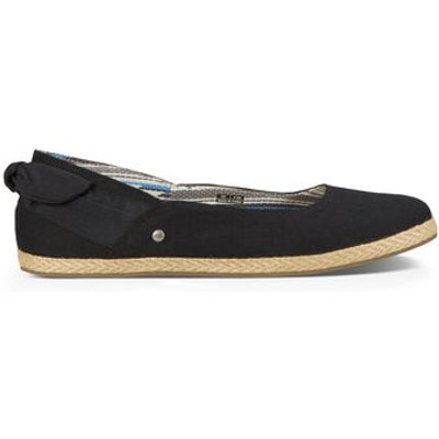 UGG Perrie Womens Shoes Black 4.5