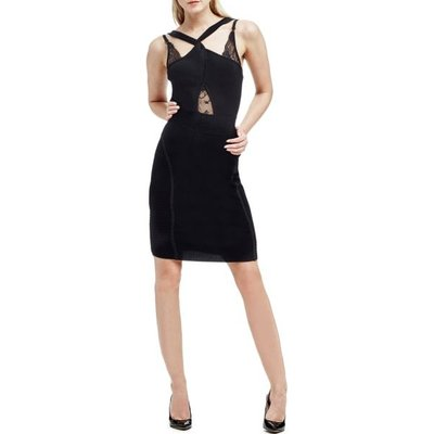 Marciano Guess Marciano Crossover Neck Dress