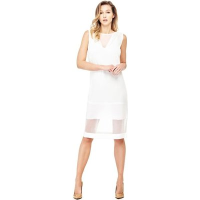 Marciano Guess Marciano See-Through Detail Dress