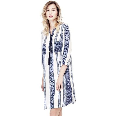 Marciano Guess Ethnic Print Dress Marciano