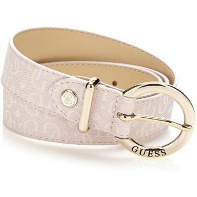 Guess Flutter Glassy-Look Belt