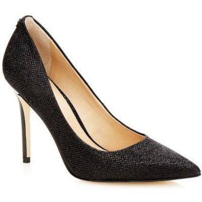 Guess Bayan Metal-Look Court Shoe