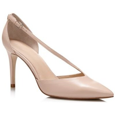 Guess Bekki Real Leather Court Shoe