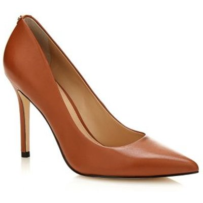 Guess Bayan Leather Court Shoe
