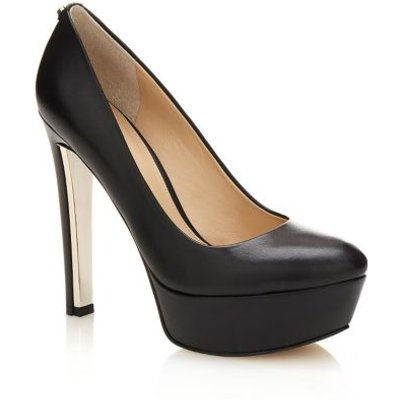 Guess Eager Leather Court Shoe