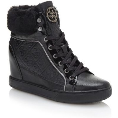 Guess Freda Wedge Sneaker