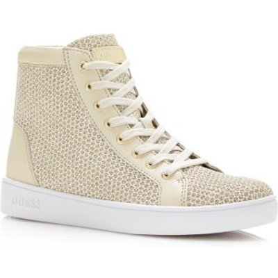Guess Gerta Honeycomb Wedge Sneaker