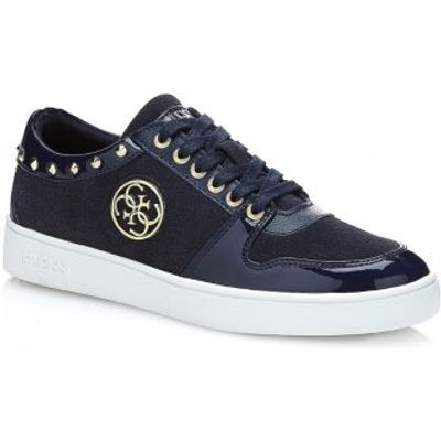 Guess Giamal Suede Sneaker