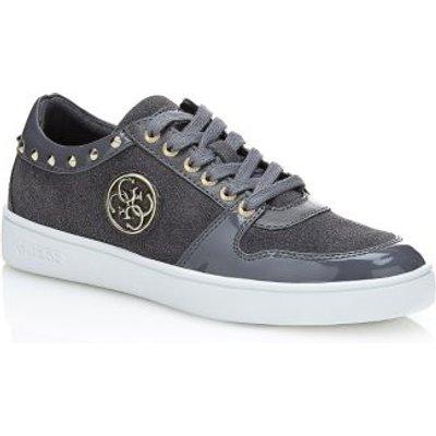 Guess Giamal Suede Sneaker
