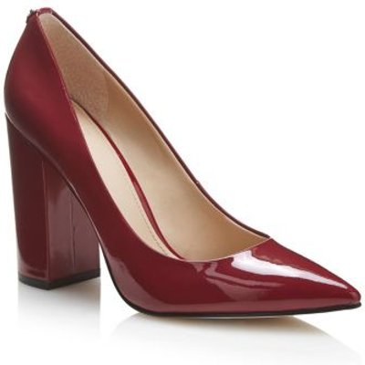 Guess Ridley Patent Court Shoe