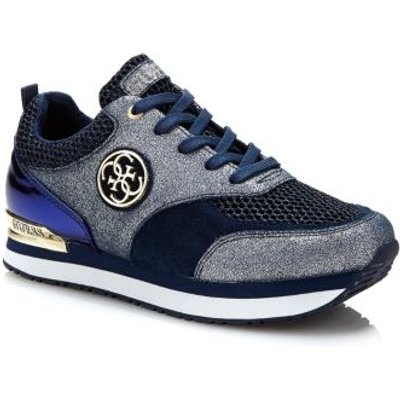Guess Rimma Mesh-Effect Sneaker