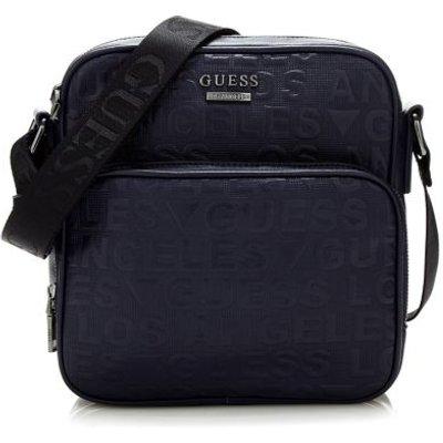 Guess New Boston Logo Crossbody Bag