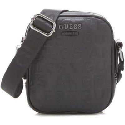Guess New Boston Logo Mini Crossbody Bag
