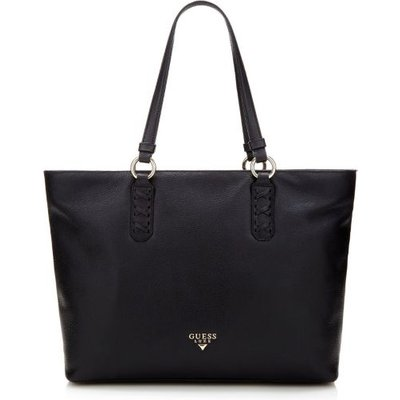 Guess Shopper Bag With Corset Detail