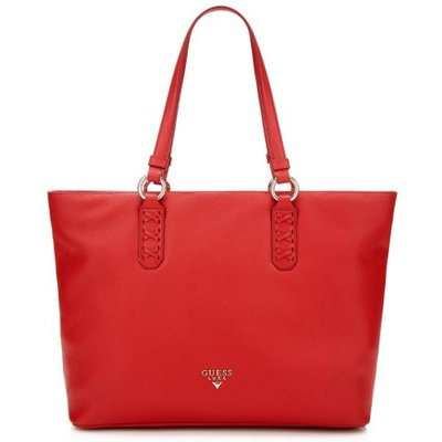 Guess Shopper Bag With Corset Detail