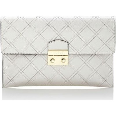 Guess Aria Strap Pattern Clutch