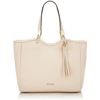 Guess Desiree Shopper With Fringe Charm