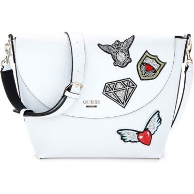 Guess Bobbi Crossbody With Embroidery